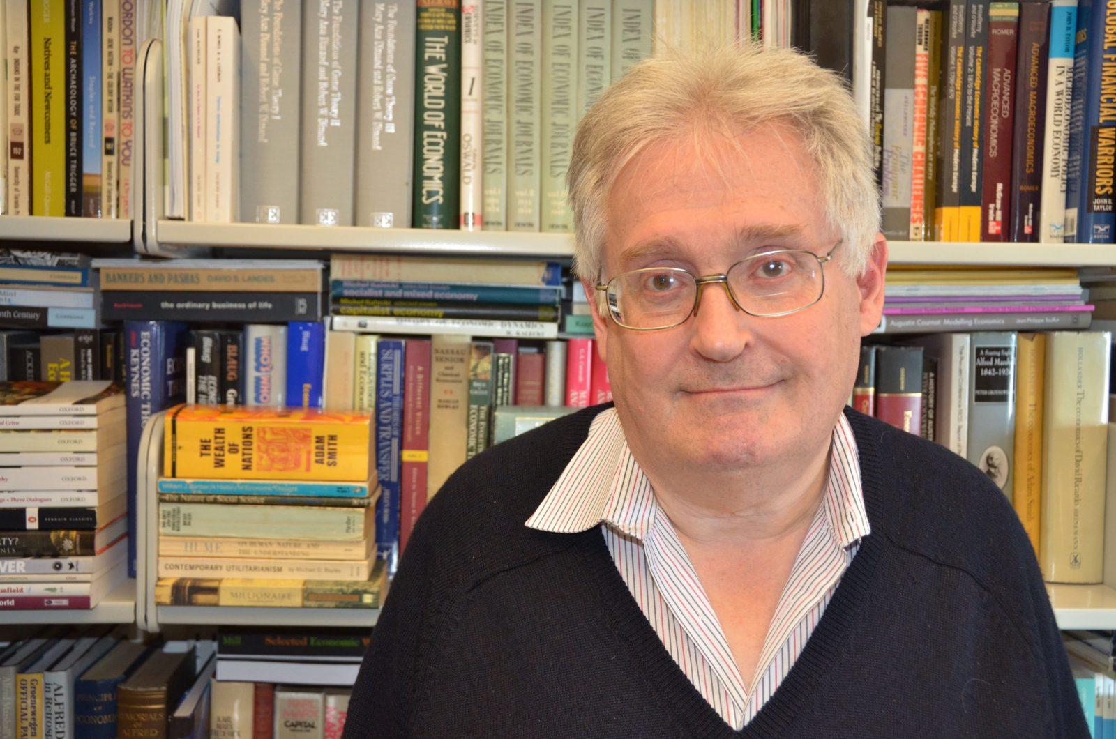 Professor Robert Dimand