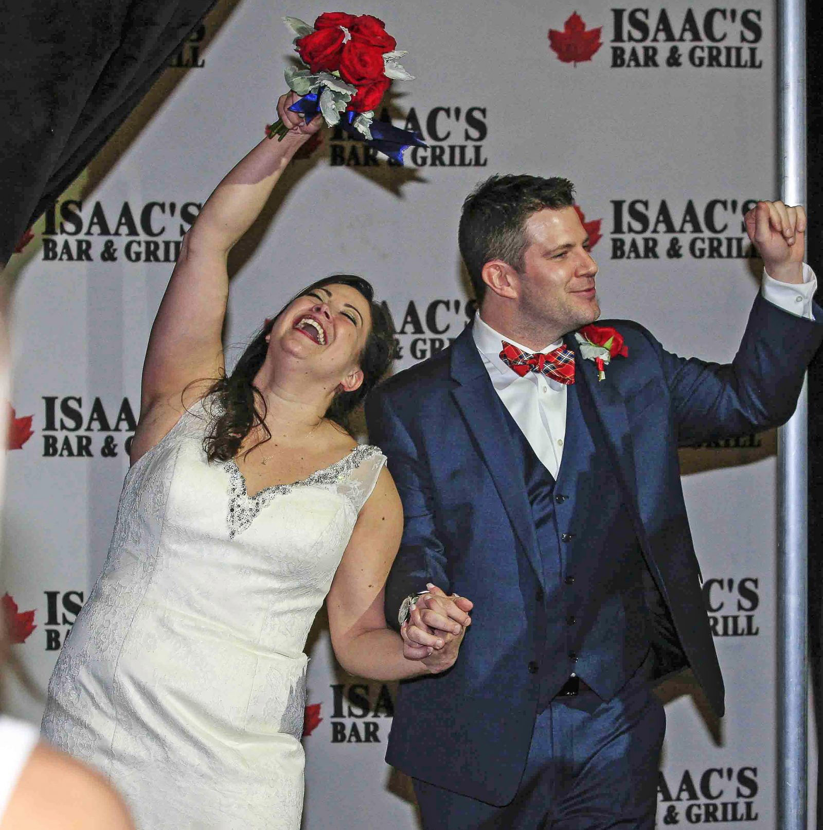 Brock university wedding