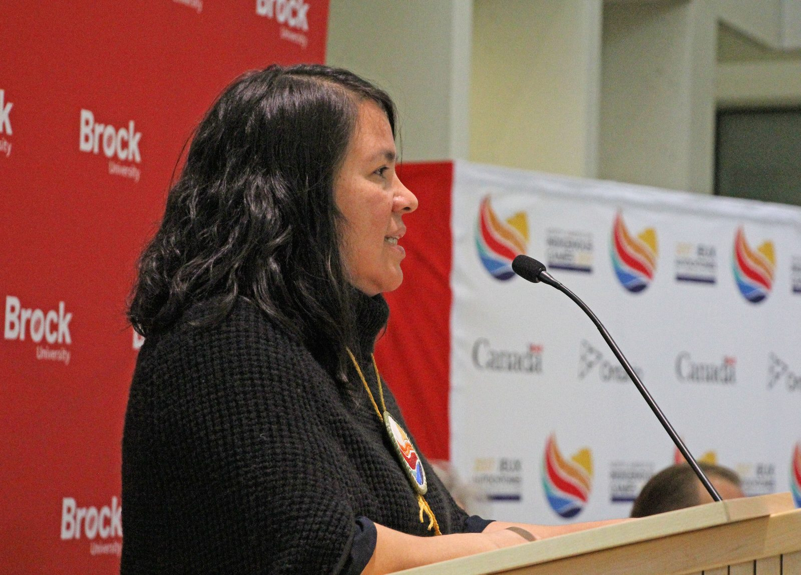 partnership indigenous games means valuable experience for marcia trudeau bomberry