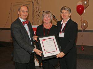 SPMA Service Award