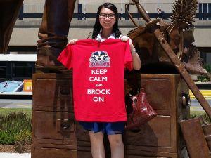 T-shirt design challenge winner 2016