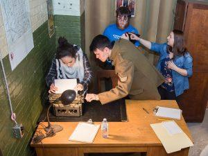 Brock University escape rooms