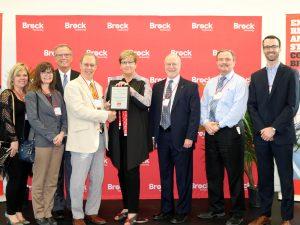 Niagara Health honoured