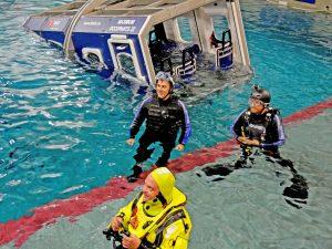 offshore survival training