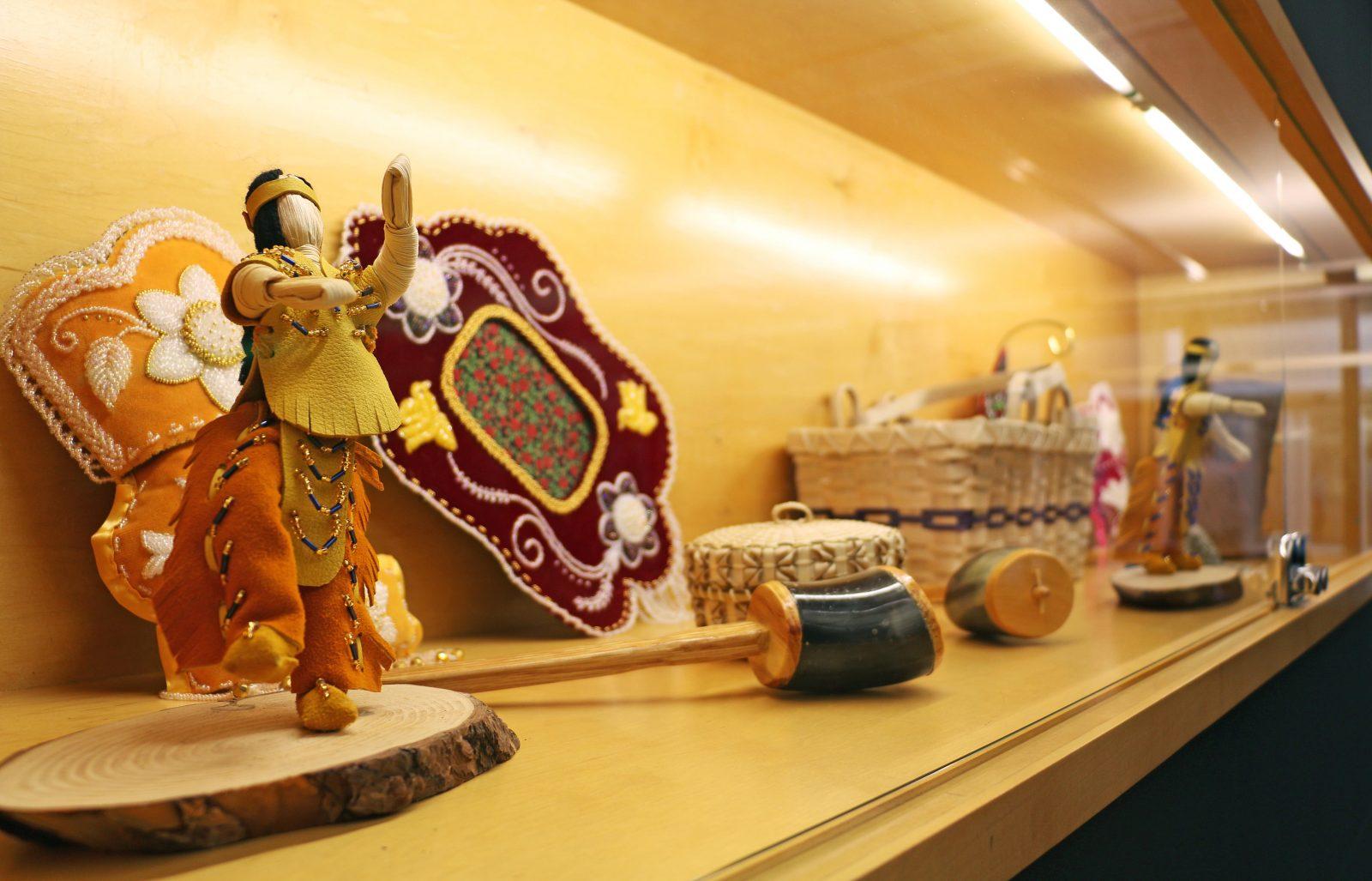 Aboriginal Day displays
