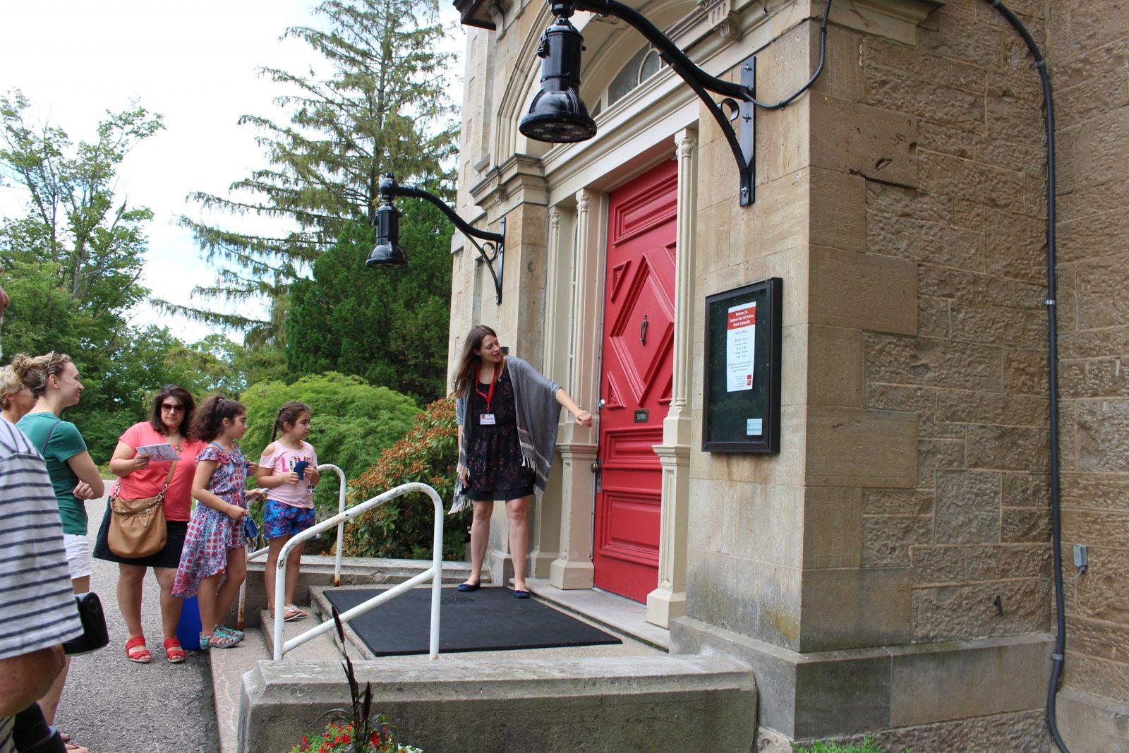 Doors Open Lauren Regier