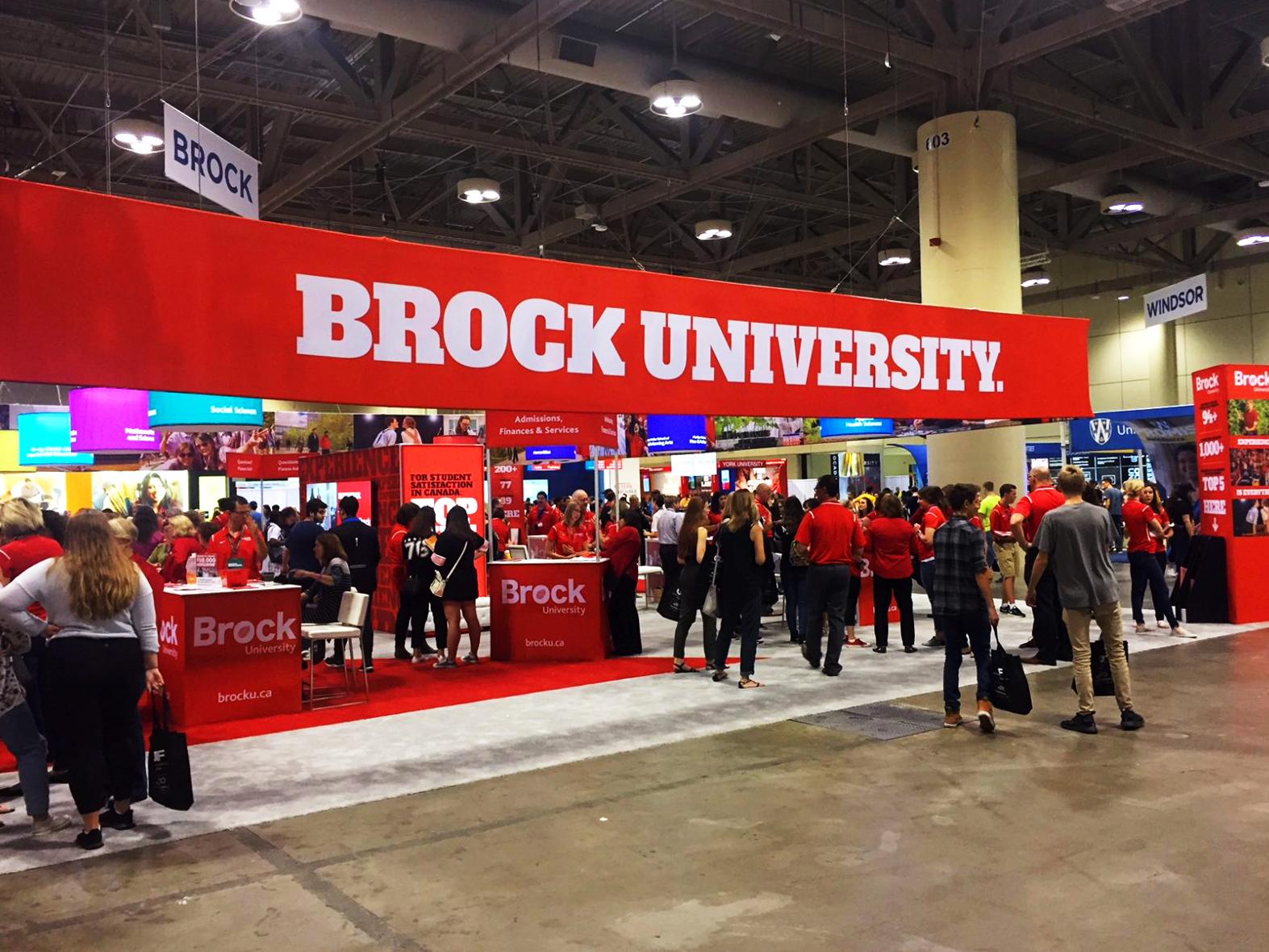 Brock University   Postgraduate   Top Universities