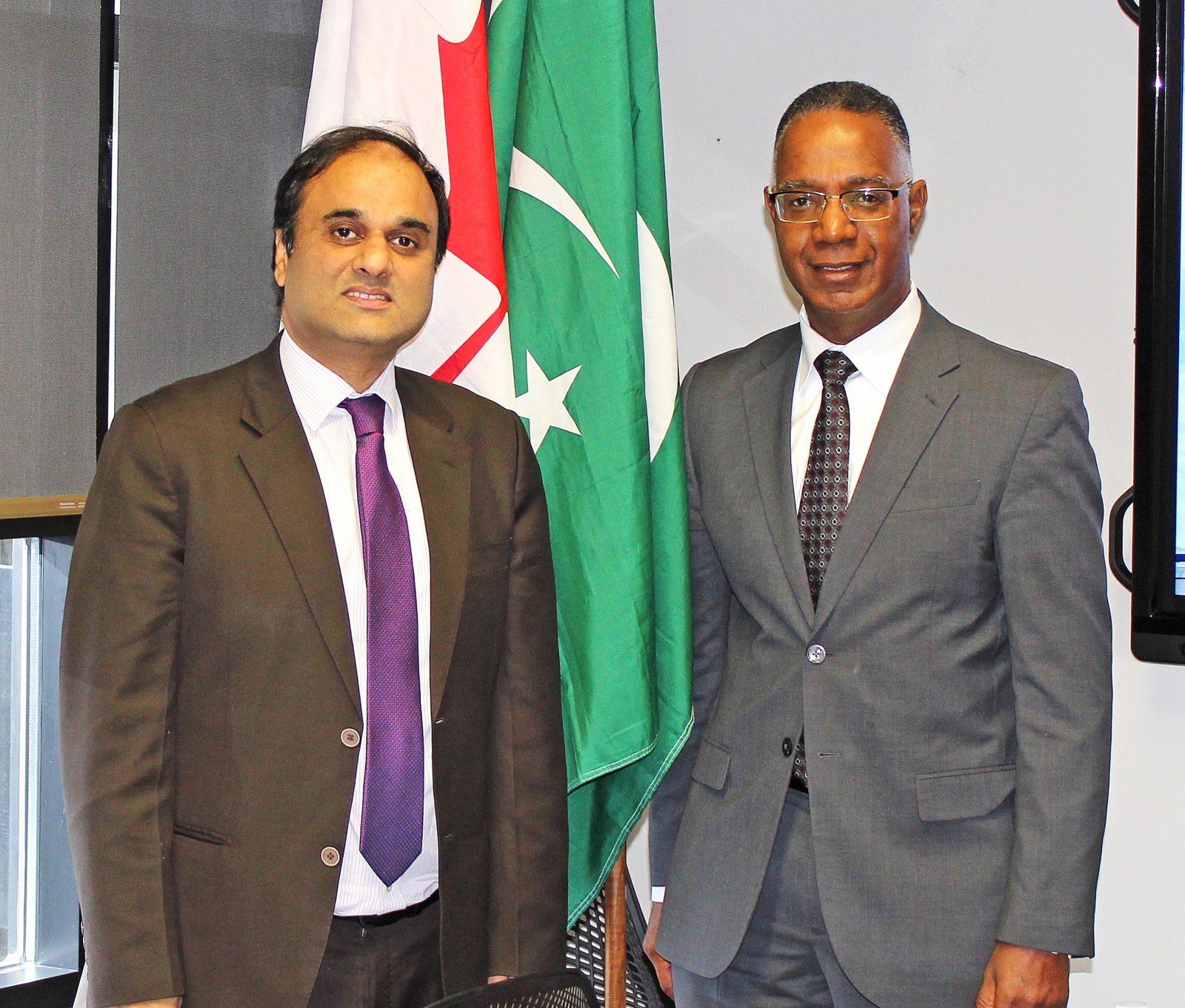 Consul General Pakistan