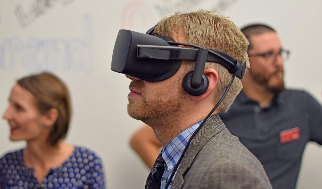 Jordan Snel virtual reality RS
