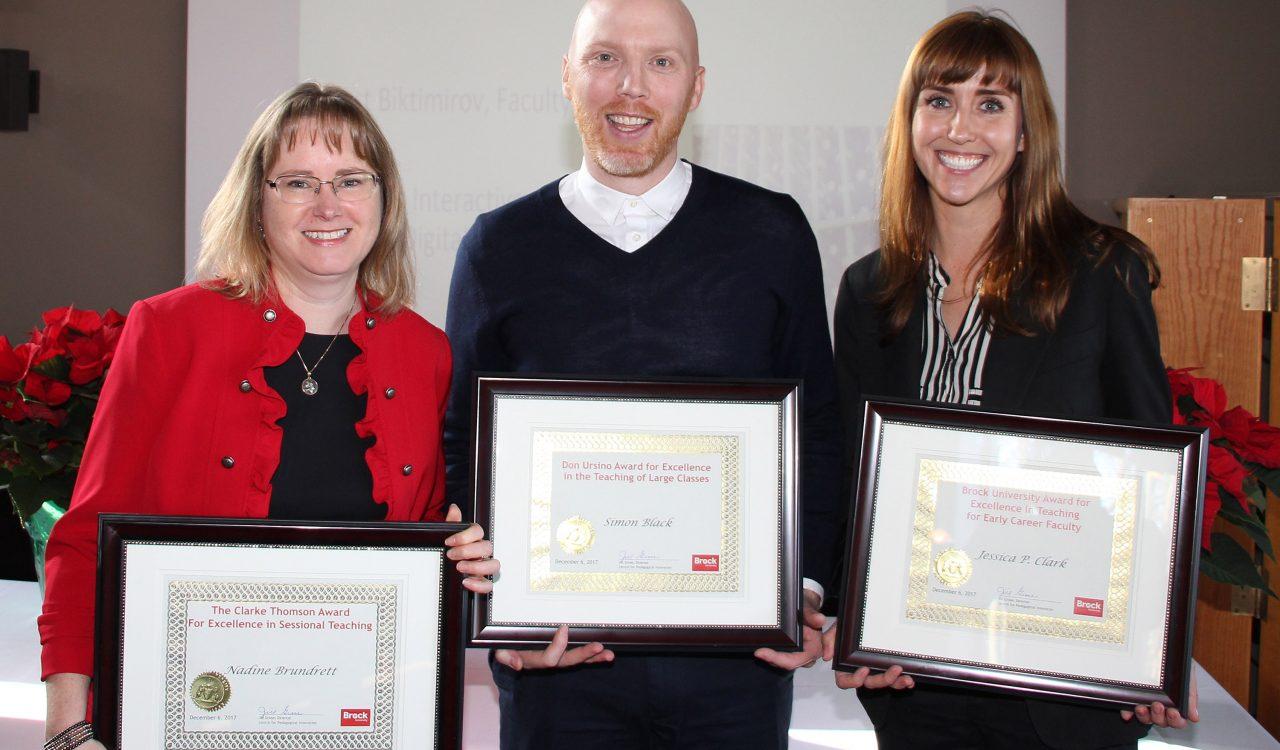 CPI Teaching Awards