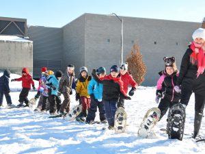 Snowfest winter camp