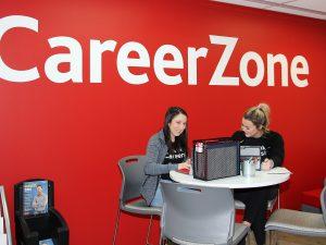 CareerZone launch