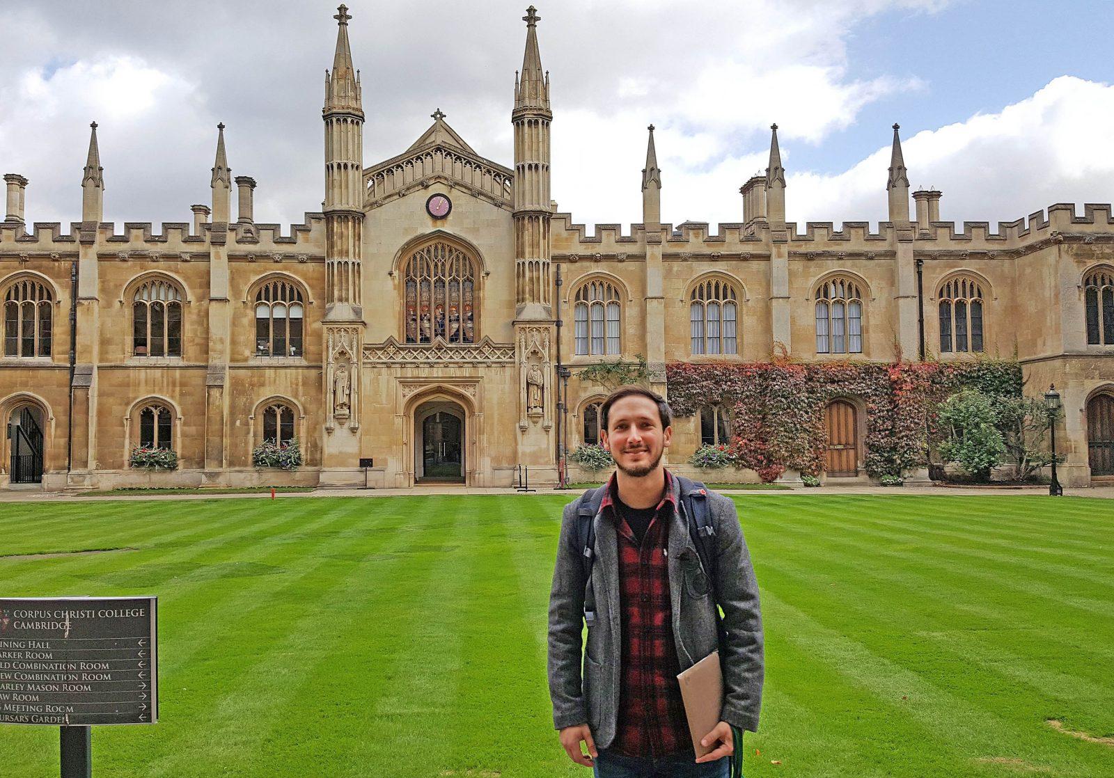 University of Cambridge - Public Building in Cambridge