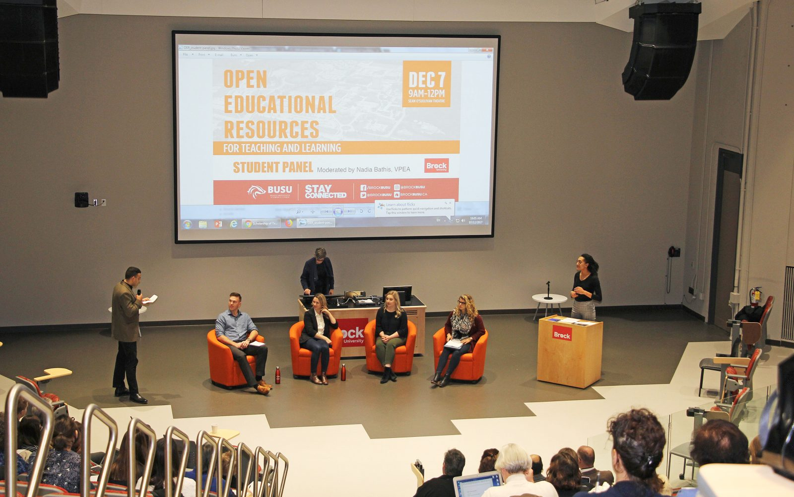Open Educational Resources event