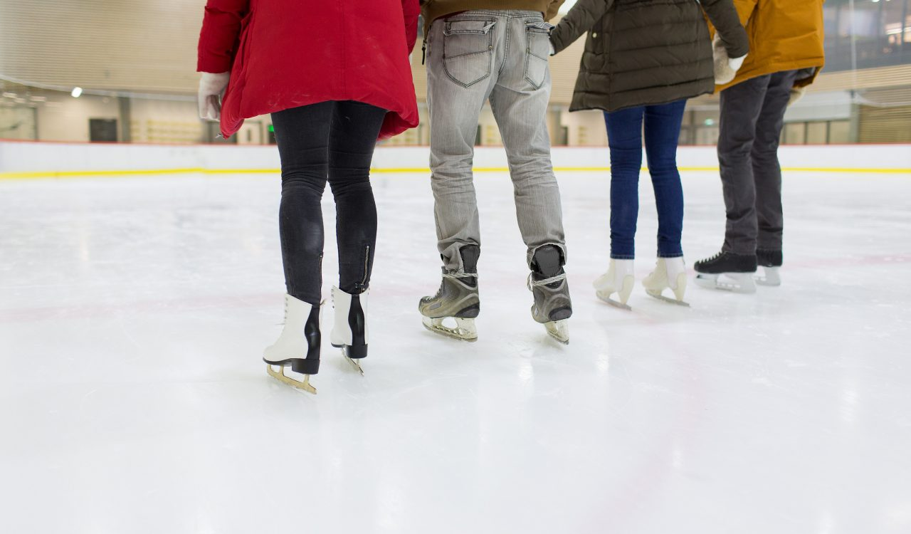 Brock Family Skate