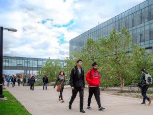 Brock campus