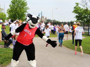 Boomer at Rankin Cancer Run