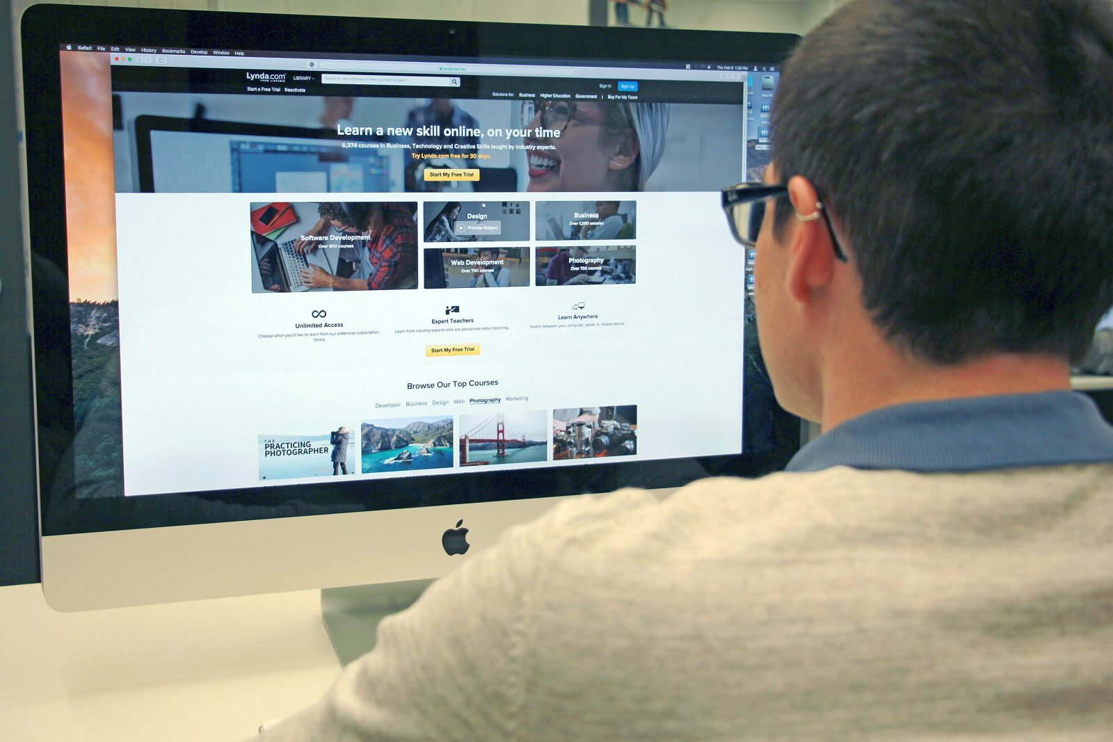 Brock to offer unlimited access to popular online learning
