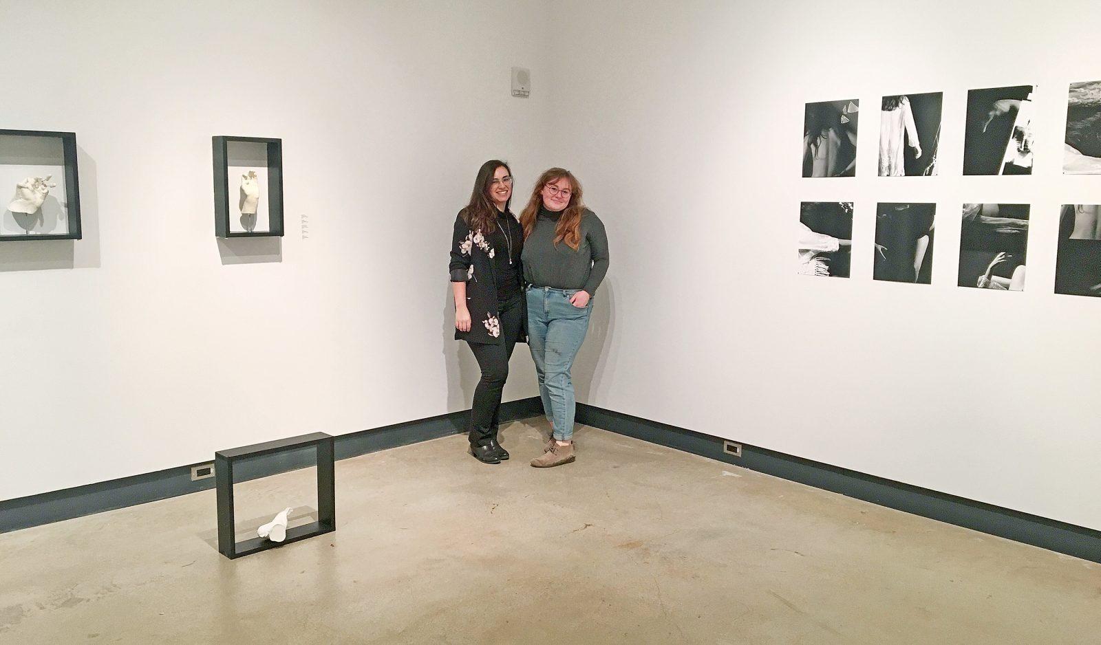 Silent Areas art exhibition