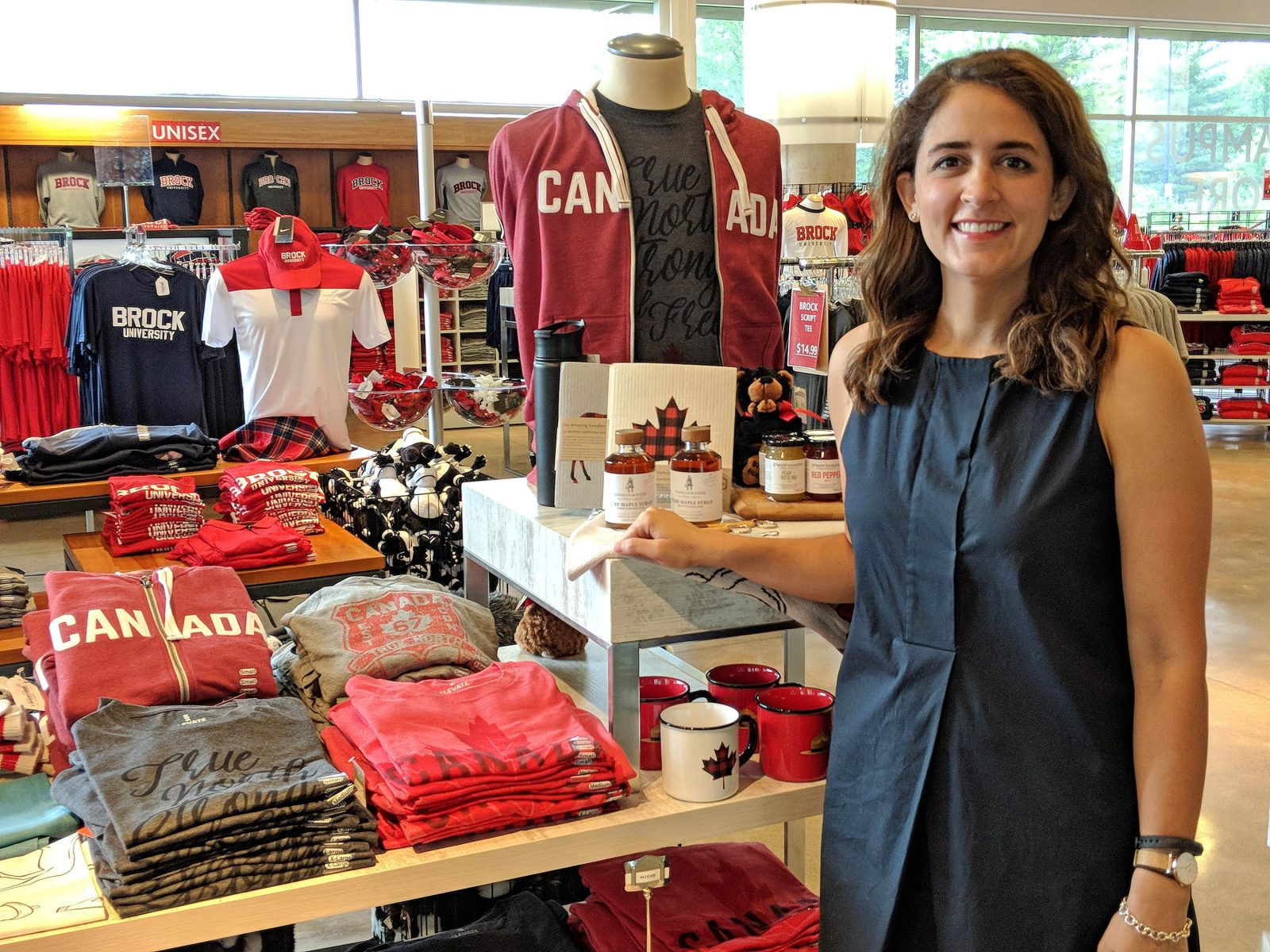 New Buyer And New Clothing Line For Campus Store The Brock News