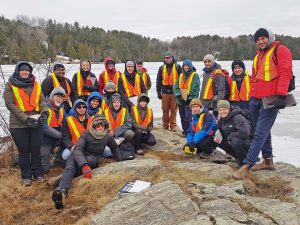 Earth Sciences field camp