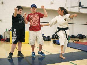 Autism Spectrum Disorder Summer Movement Camp