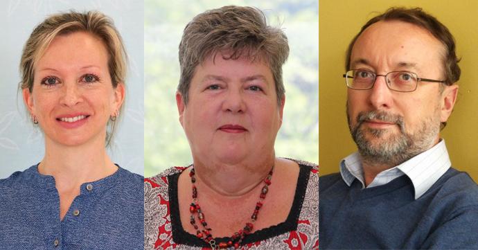 Chancellor's Chair award recipients