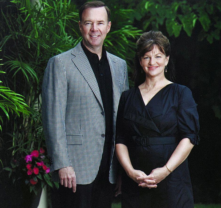 Joe and Anita Robertson