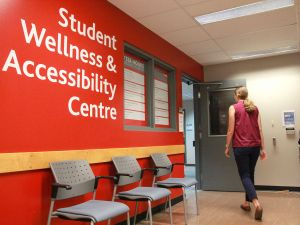 Student Wellness and Accessibility Centre