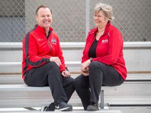 Joe Kenny and Karen McAllister-Kenny