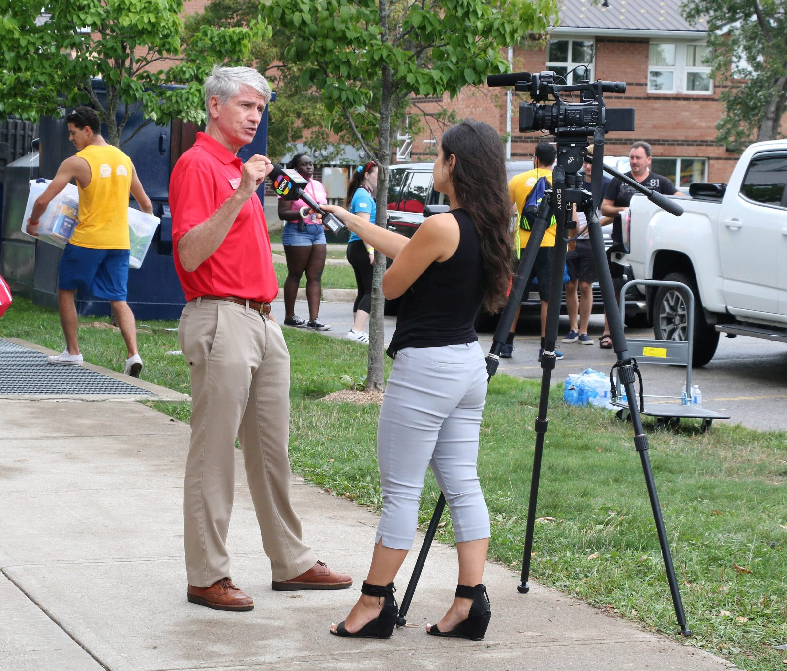 Move-In Day media