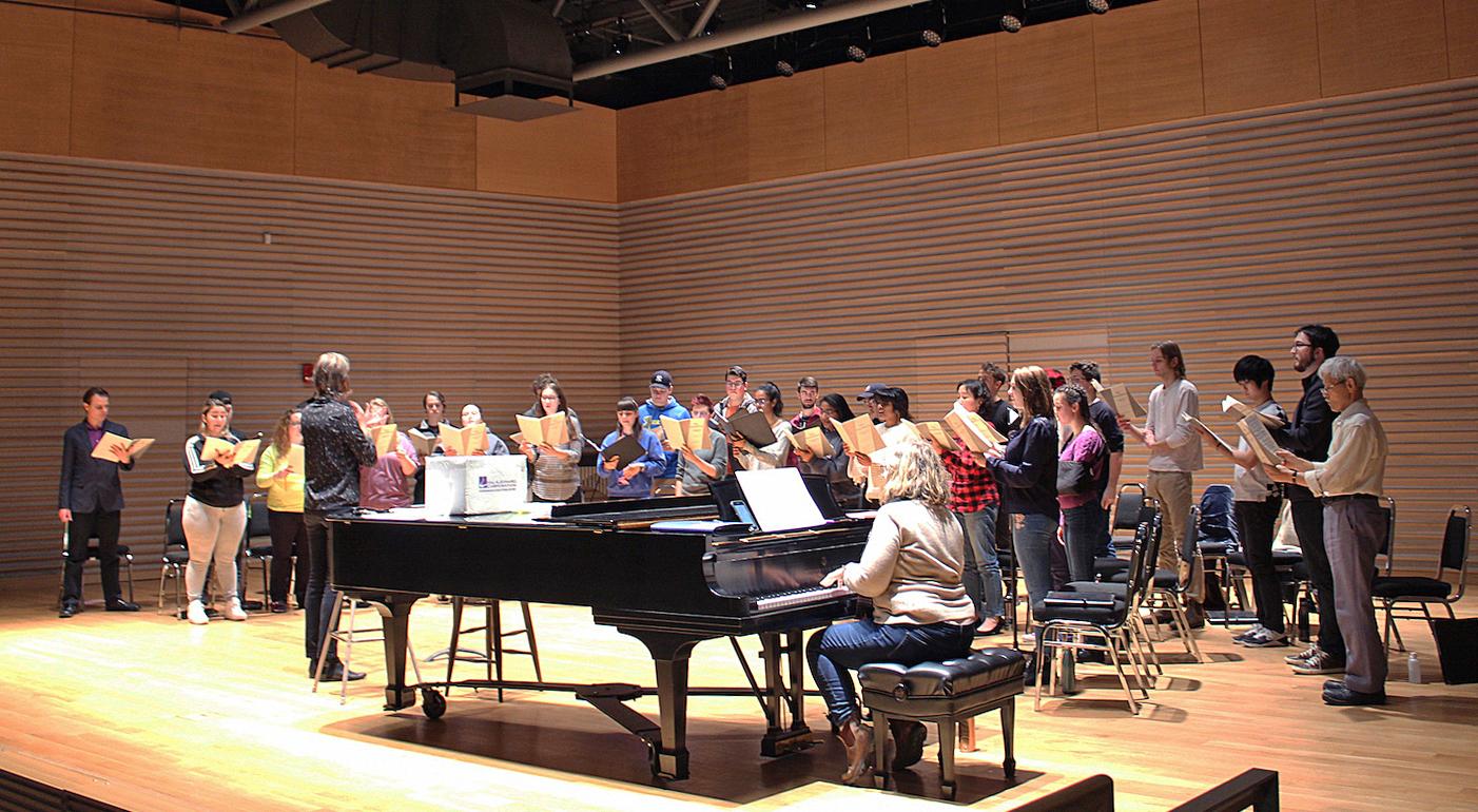 Brock's new Women's Choir preparing for inaugural concert – The