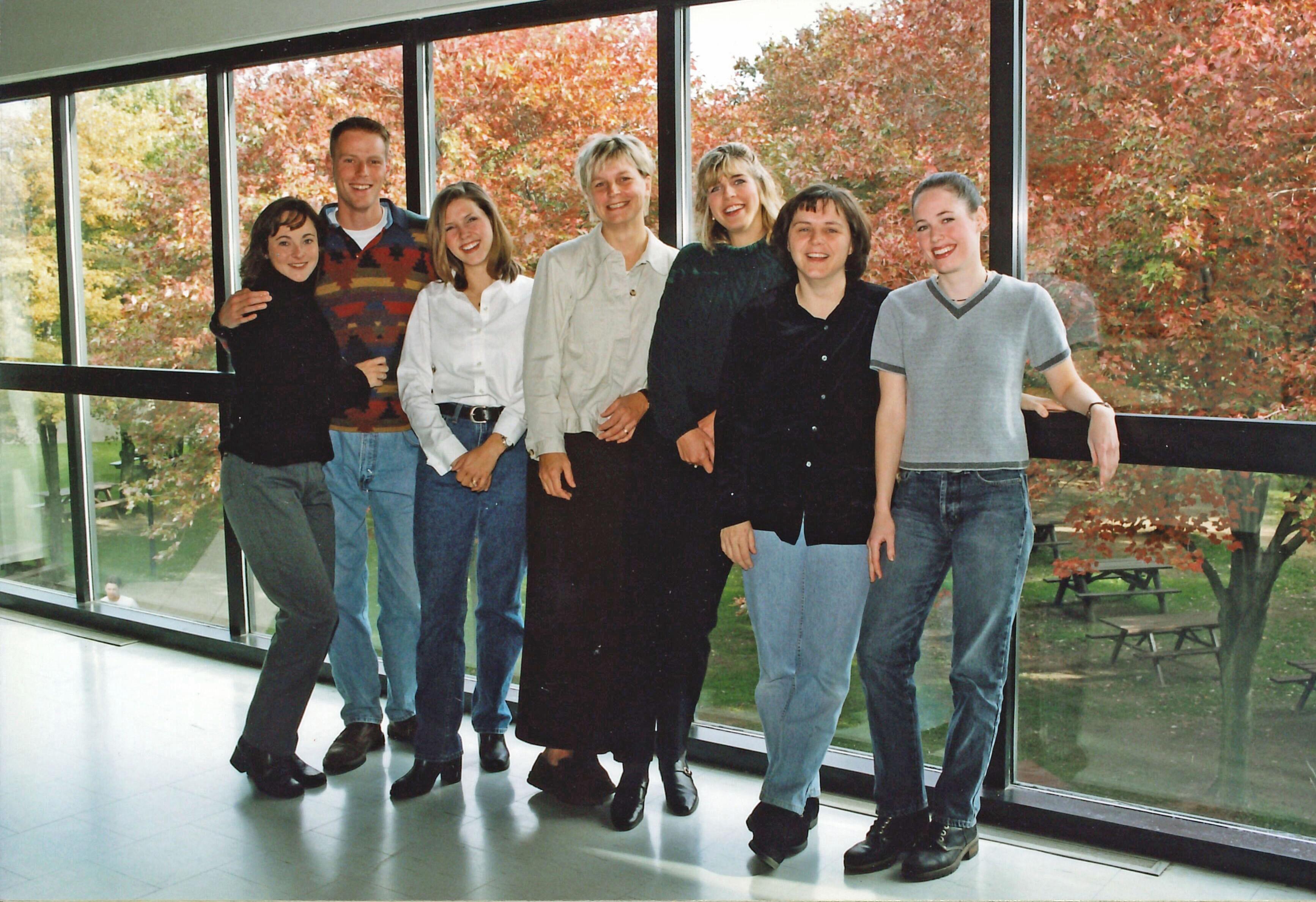 Recruitment and Liaison Team 1998