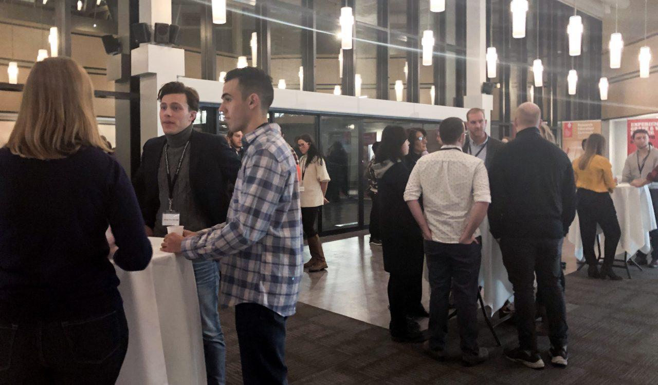 CCOVI career event