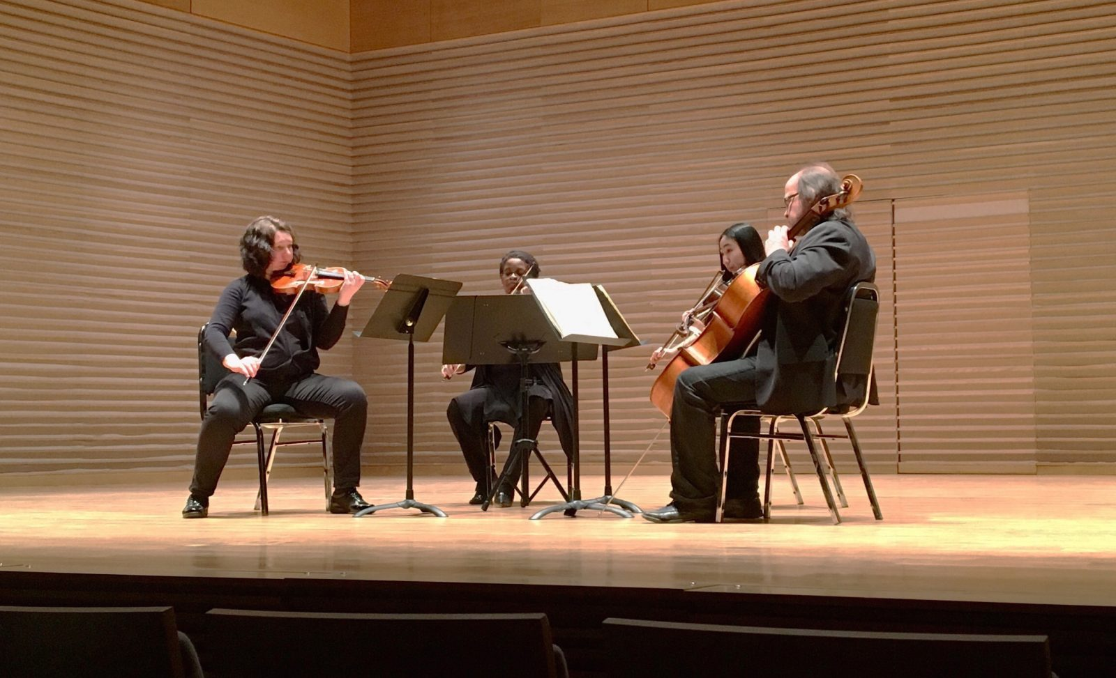 String quartet returning to the Music@Noon stage – The Brock News