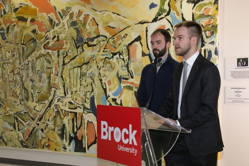 Robertsons leave $1M to Brock to sustain new scholarships – The ...