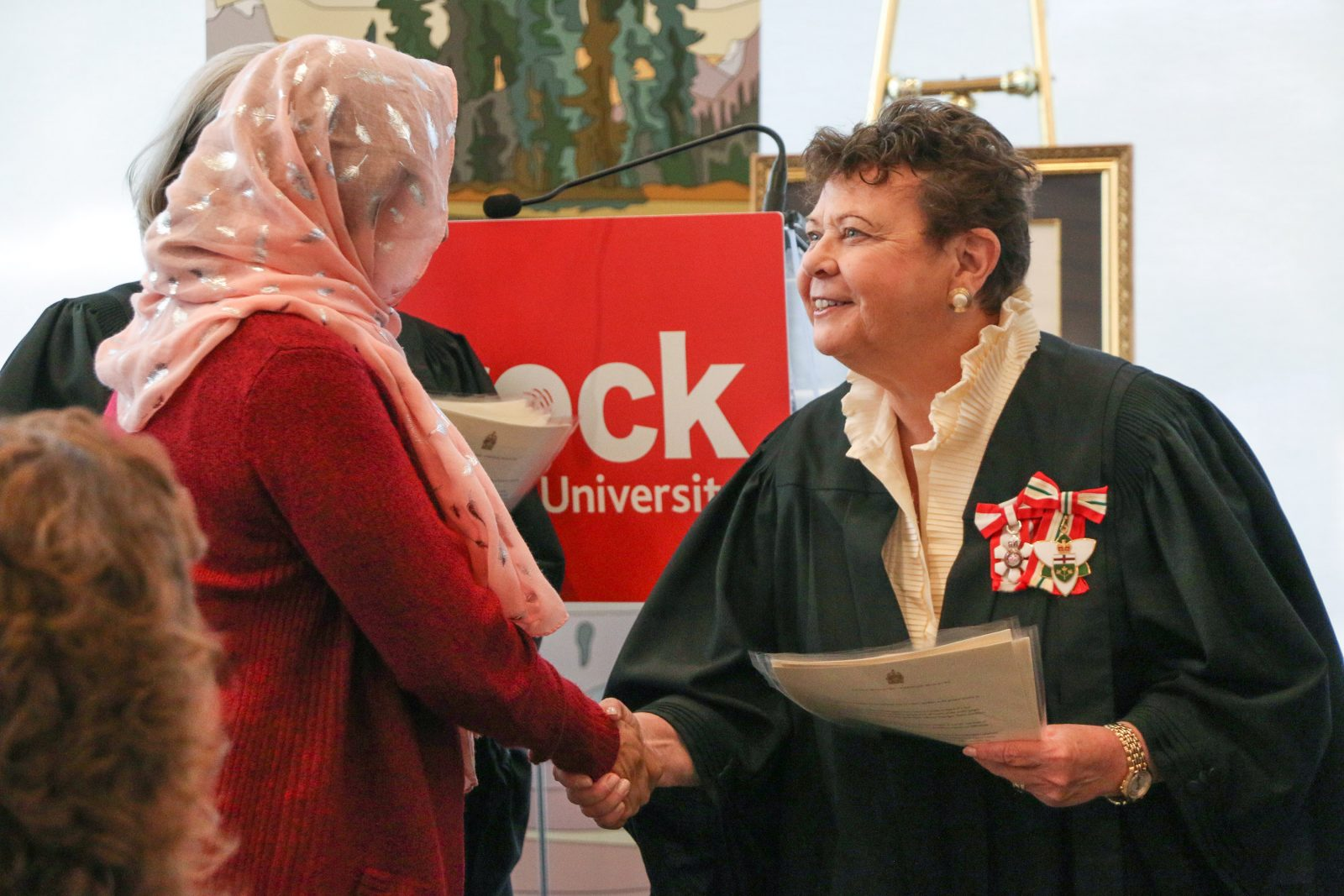 New Canadians from around the world will get their