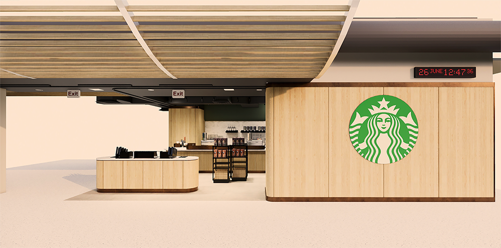 Full-service Starbucks and Tim Hortons coming to campus