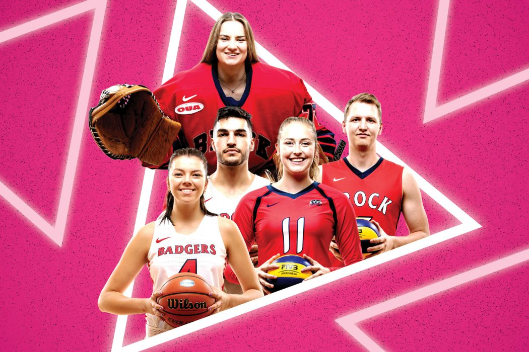 Badgers host 'Pink Weekend' in support of Canadian Cancer Society